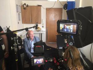 Meducation Gallery Filming 13