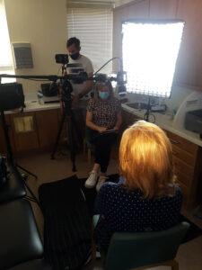 Meducation Gallery Filming 19