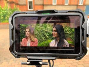 Meducation Gallery Filming 20