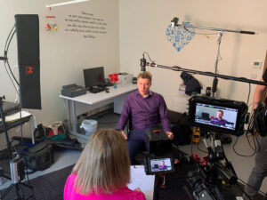 Meducation Gallery Filming 21