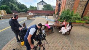 Meducation Gallery Filming 7